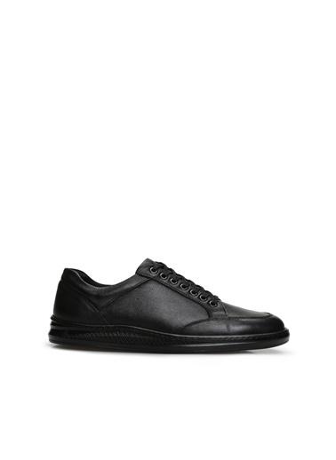 Divarese 5025010 Erkek Deri Ayakkabı Siyah